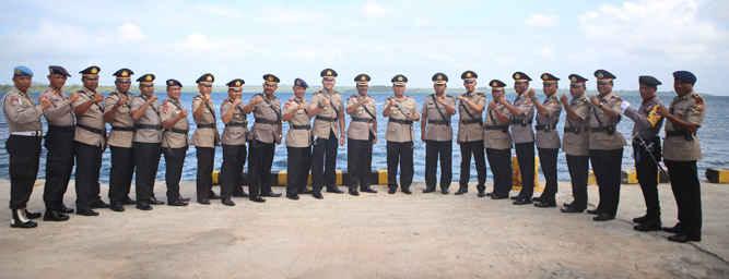 Kapolres Maluku Tenggara, AKBP Indra Fadhila Siregar, menyampaikan ungkapan terima kasih serta apresiasi terbesar, kepada seluruh lapisan Masyarakat di kota Tual dan kabupaten Malra, yang turut terlibat dalam mensukseskan pilkada yang kondusif.